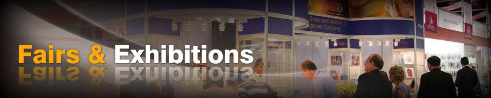 Fairs & Exhibitions