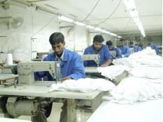 Stitching Units for White Garments